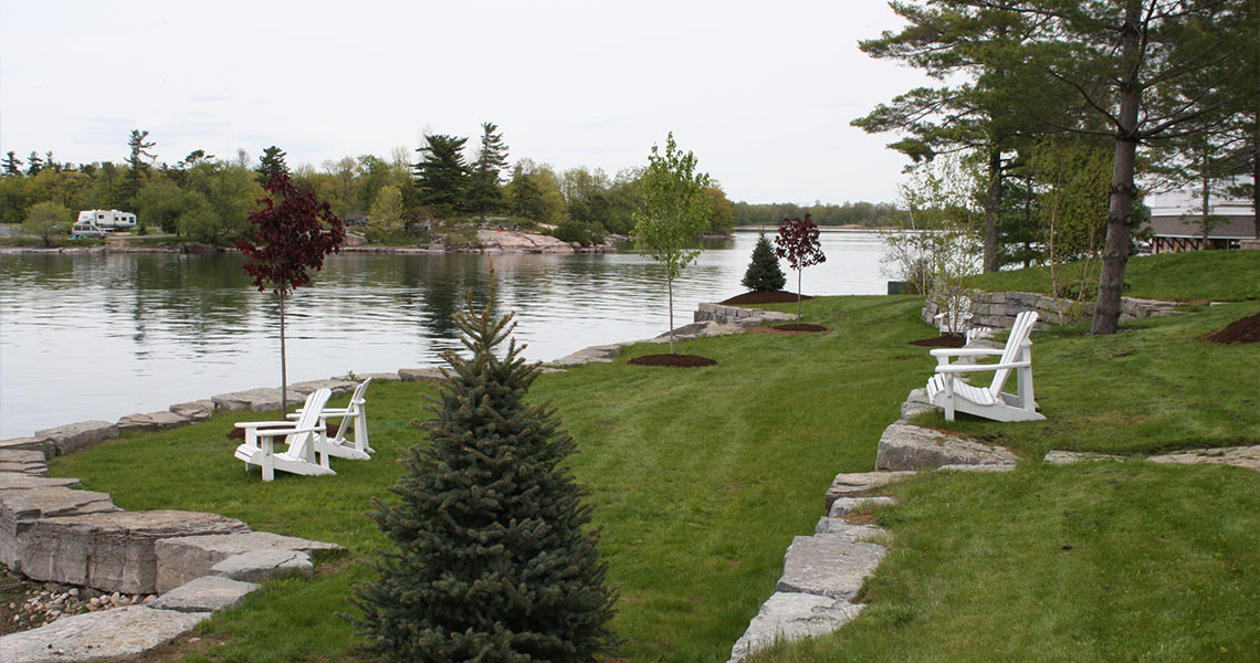 Thousand Islands – Island Landscaping